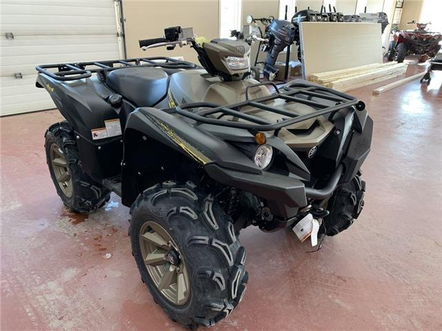 2020 Yamaha Grizzly EPS SE  (Stk: YQ20-36) in Nipawin - Image 1 of 13