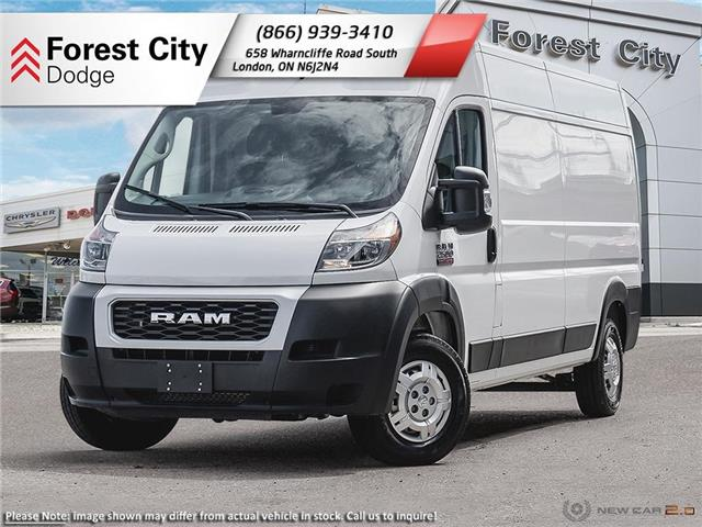 2020 RAM ProMaster 2500 High Roof (Stk: 20-P001) in London - Image 1 of 23