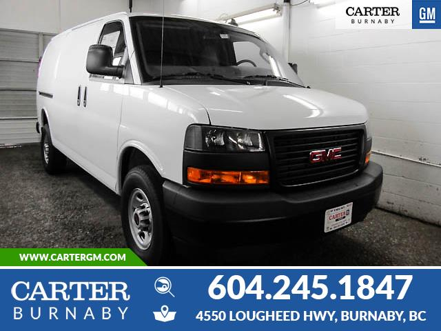 2020 GMC Savana 2500 Work Van (Stk: 80-43060) in Burnaby - Image 1 of 14