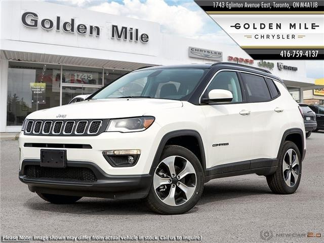 2019 Jeep Compass North (Stk: 19111) in North York - Image 1 of 23