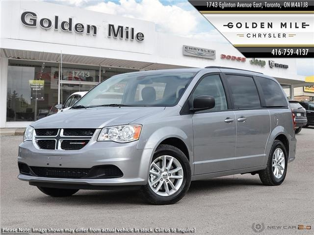 2020 Dodge Grand Caravan SE (Stk: 20112) in North York - Image 1 of 22