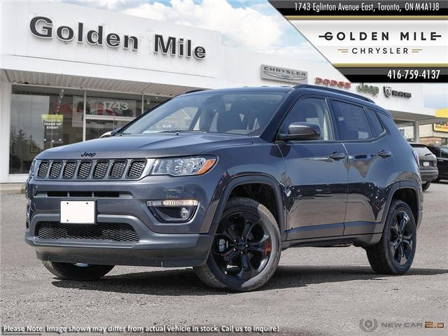 2019 Jeep Compass North (Stk: 19314) in North York - Image 1 of 23