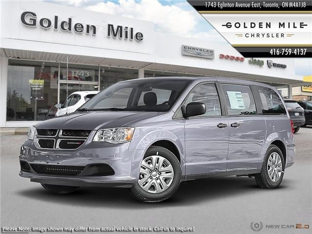 2019 Dodge Grand Caravan 29E Canada Value Package (Stk: 19219) in North York - Image 1 of 23