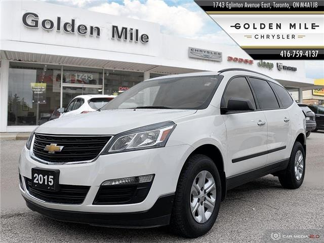 2015 Chevrolet Traverse LS (Stk: SP0253) in North York - Image 1 of 26