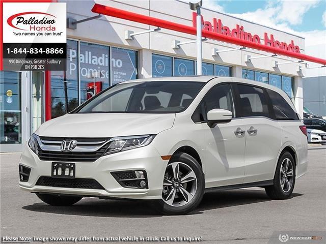 2020 Honda Odyssey EX (Stk: 22082) in Greater Sudbury - Image 1 of 23