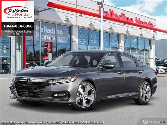 2019 Honda Accord Touring 2.0T (Stk: 21989) in Greater Sudbury - Image 1 of 23