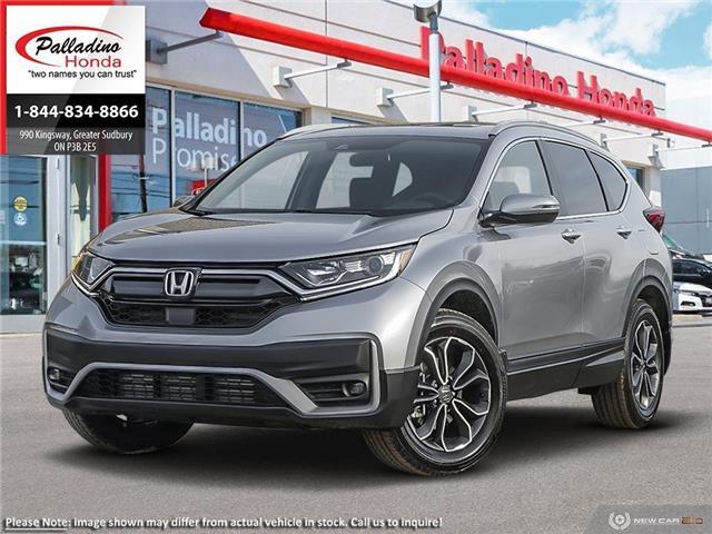 2020 Honda CR-V EX-L (Stk: 22186) in Greater Sudbury - Image 1 of 16