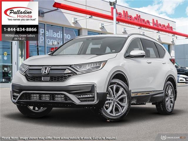 2020 Honda CR-V Touring (Stk: 22168) in Greater Sudbury - Image 1 of 23