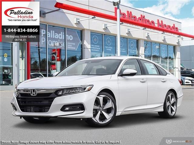 2019 Honda Accord Touring 2.0T (Stk: 21699) in Greater Sudbury - Image 1 of 23