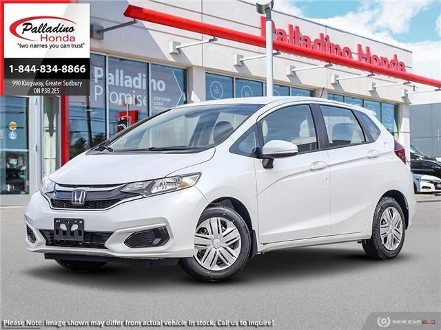 2019 Honda Fit LX w/Honda Sensing (Stk: 20734) in Greater Sudbury - Image 1 of 23