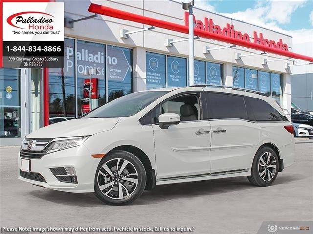 2020 Honda Odyssey Touring (Stk: 22030) in Greater Sudbury - Image 1 of 23