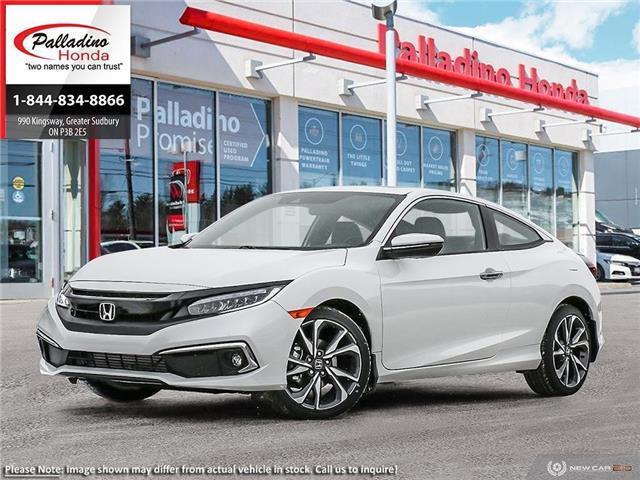 2020 Honda Civic Touring (Stk: 22117) in Greater Sudbury - Image 1 of 23