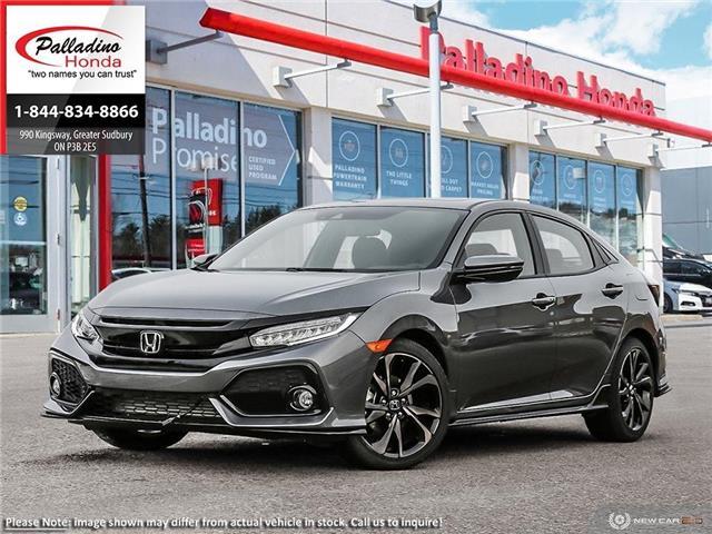 2020 Honda Civic Sport Touring (Stk: 22318) in Greater Sudbury - Image 1 of 23