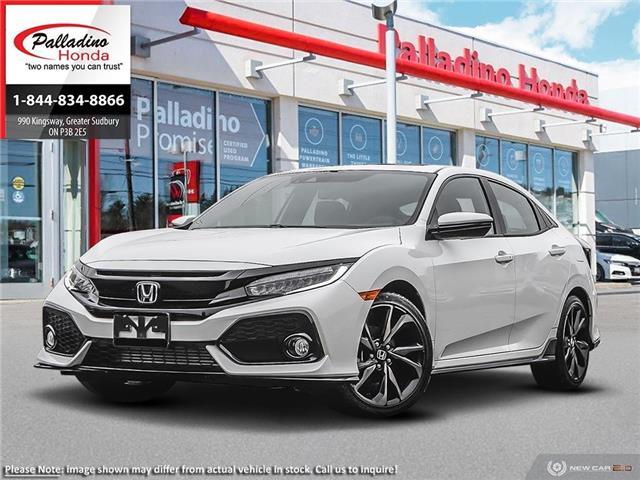2020 Honda Civic Sport Touring (Stk: 22311) in Greater Sudbury - Image 1 of 25