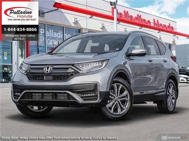 2020 Honda CR-V Touring (Stk: 22358) in Greater Sudbury - Image 1 of 23