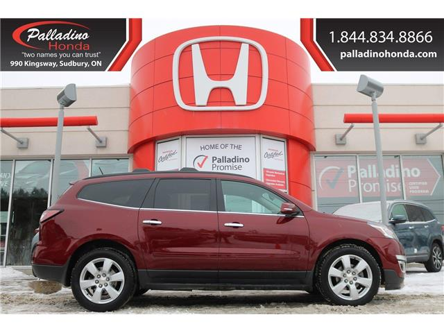 2017 Chevrolet Traverse 1LT (Stk: 22135A) in Greater Sudbury - Image 1 of 39