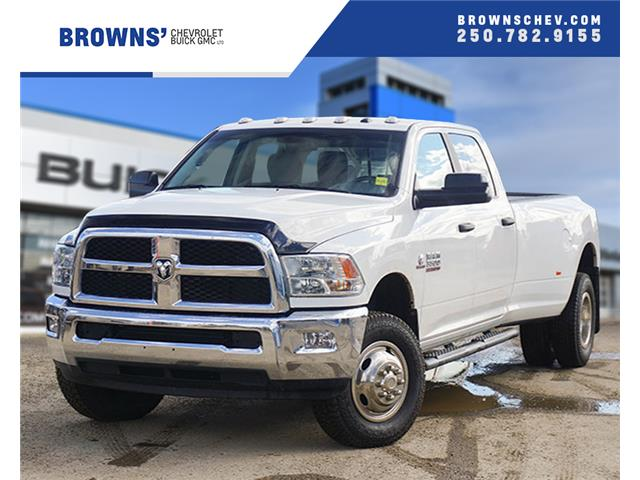 2017 RAM 3500 SLT 3C63RRHL3HG611399 4452A in Dawson Creek