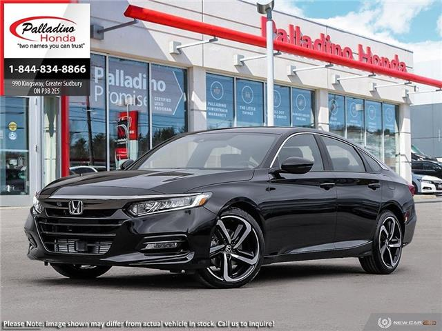 2020 Honda Accord Sport 1.5T (Stk: 22215) in Greater Sudbury - Image 1 of 23