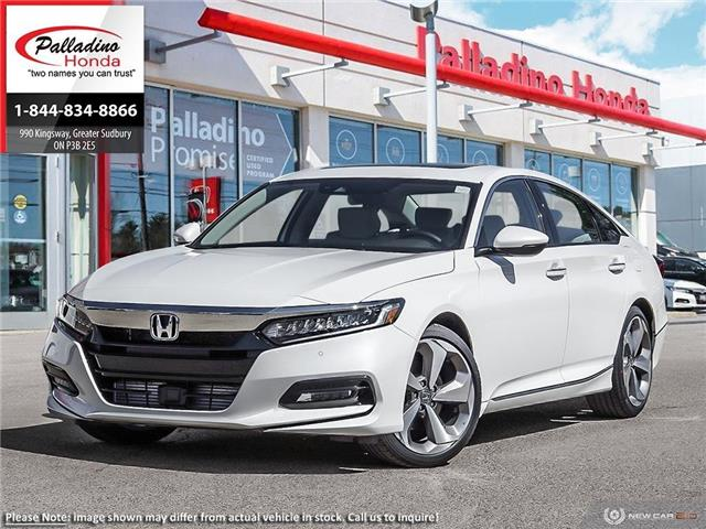 2020 Honda Accord Touring 1.5T (Stk: 22228) in Greater Sudbury - Image 1 of 11