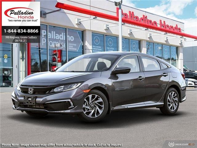 2020 Honda Civic EX (Stk: 22332) in Greater Sudbury - Image 1 of 23