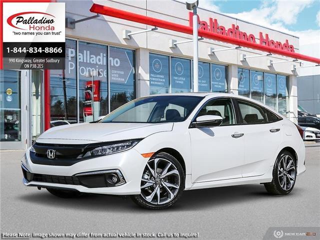 2020 Honda Civic Touring (Stk: 22291) in Greater Sudbury - Image 1 of 23