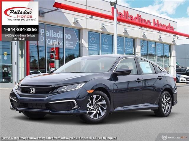 2020 Honda Civic EX (Stk: 22324) in Greater Sudbury - Image 1 of 23