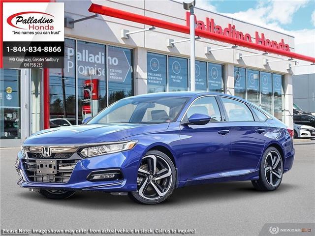 2020 Honda Accord Sport 1.5T (Stk: 22235) in Greater Sudbury - Image 1 of 23