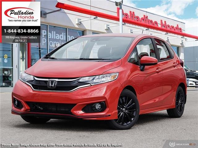 2020 Honda Fit Sport (Stk: 22314) in Greater Sudbury - Image 1 of 23