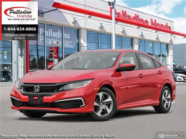 2020 Honda Civic LX (Stk: 22380) in Greater Sudbury - Image 1 of 23