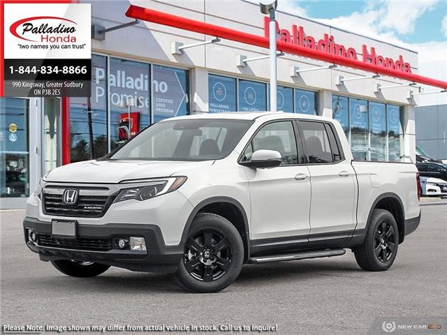 2020 Honda Ridgeline Black Edition (Stk: 22385) in Greater Sudbury - Image 1 of 23