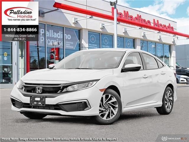 2020 Honda Civic EX (Stk: 22425) in Greater Sudbury - Image 1 of 23