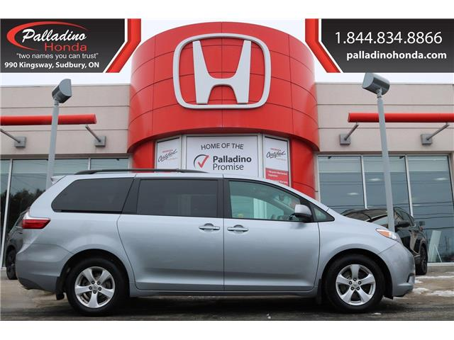 2017 Toyota Sienna LE 8 Passenger (Stk: 21987B) in Greater Sudbury - Image 1 of 39