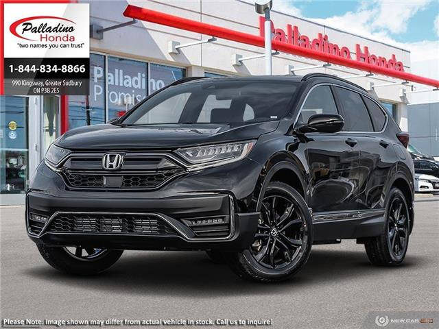 2020 Honda CR-V Black Edition (Stk: 22382) in Greater Sudbury - Image 1 of 23