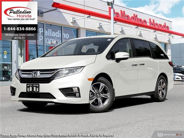 2020 Honda Odyssey EX-RES (Stk: 22413) in Greater Sudbury - Image 1 of 22