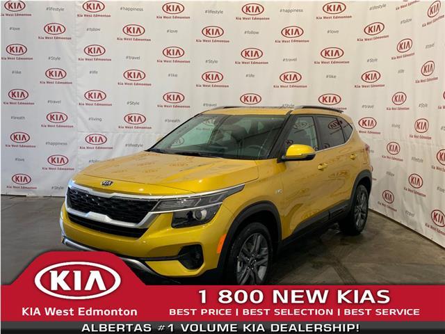2021 Kia Seltos EX (Stk: 22357) in Edmonton - Image 1 of 33