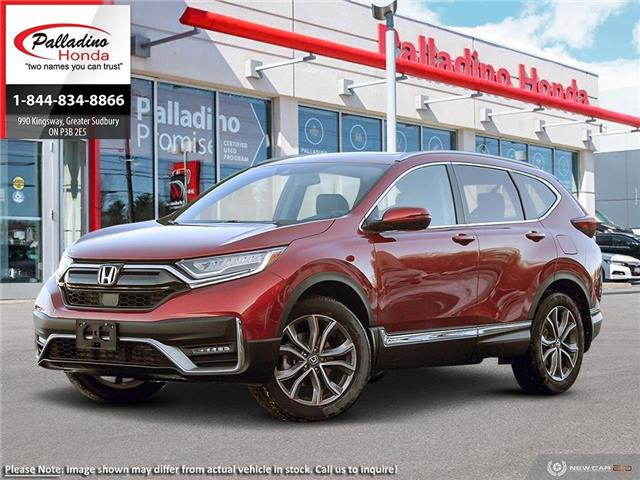 2020 Honda CR-V Touring (Stk: 22485) in Greater Sudbury - Image 1 of 23