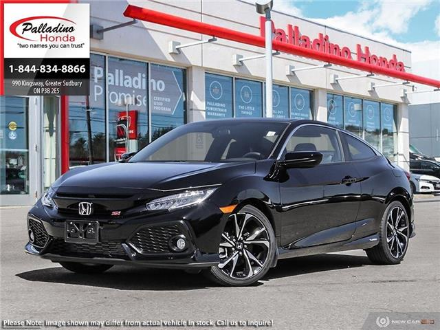 2020 Honda Civic Si Base (Stk: 22528) in Greater Sudbury - Image 1 of 22