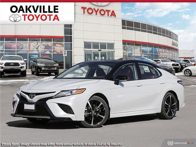 2020 Toyota Camry XSE (Stk: 20257) in Oakville - Image 1 of 23