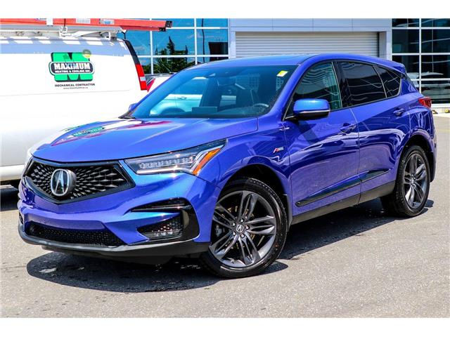 2020 Acura RDX A-Spec (Stk: 19172) in Ottawa - Image 1 of 30