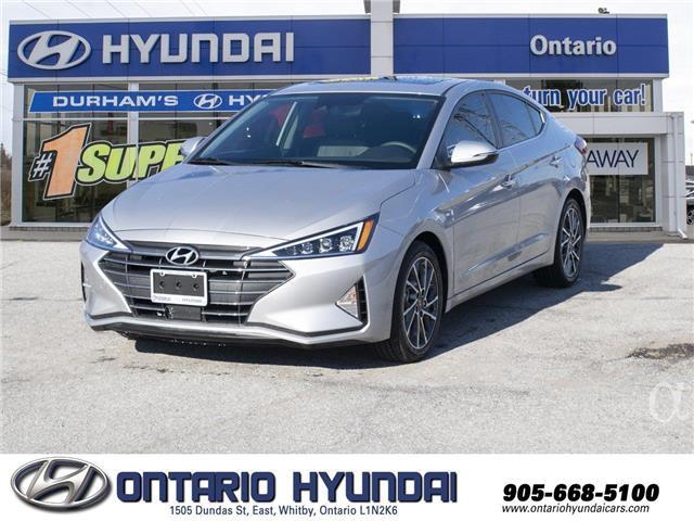 2020 Hyundai Elantra Ultimate (Stk: 16862K) in Whitby - Image 1 of 22