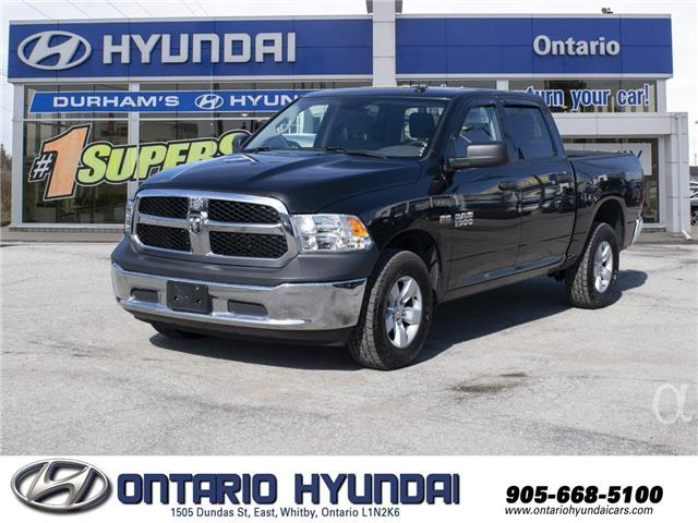 2017 RAM 1500 ST (Stk: 83721K) in Whitby - Image 1 of 17