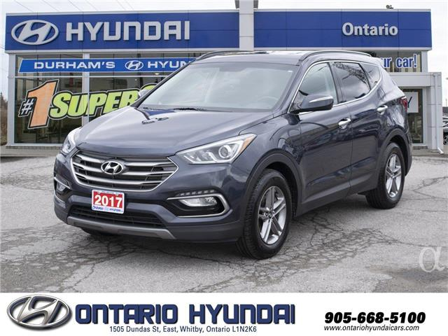 2017 Hyundai Santa Fe Sport 2.4 Premium (Stk: 77899K) in Whitby - Image 1 of 18