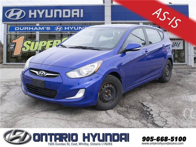 2012 Hyundai Accent GLS (Stk: 52913K) in Whitby - Image 1 of 10