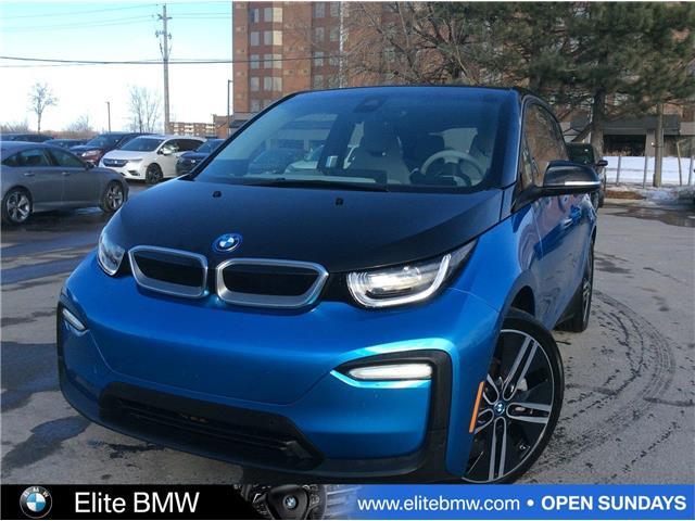 2018 BMW i3 Base w/Range Extender (Stk: 12703) in Gloucester - Image 1 of 25