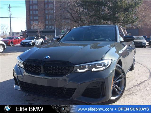 2020 BMW M340 i xDrive (Stk: P9408) in Gloucester - Image 1 of 27