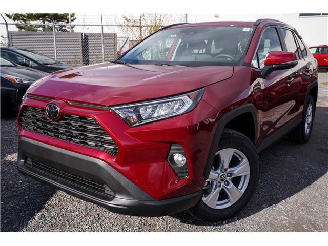 2020 Toyota RAV4 XLE (Stk: 28197) in Ottawa - Image 1 of 25