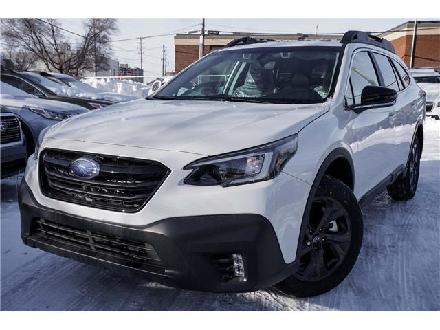 2020 Subaru Outback Outdoor XT (Stk: SL389) in Ottawa - Image 1 of 24