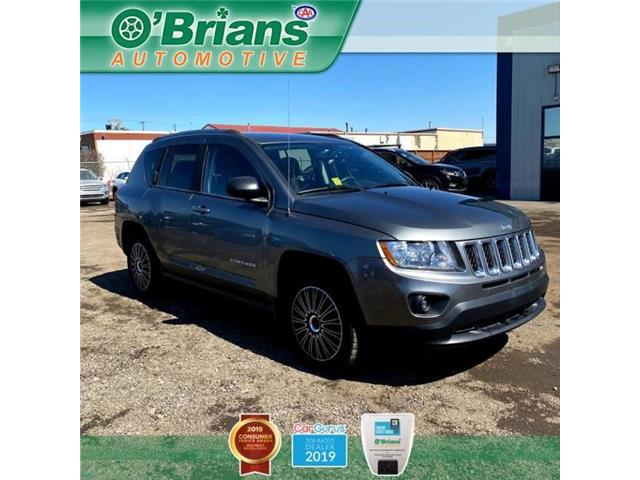 2013 Jeep Compass Sport/North (Stk: 13418A) in Saskatoon - Image 1 of 15