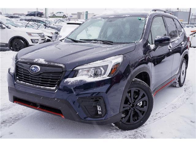 2020 Subaru Forester Sport (Stk: SL214) in Ottawa - Image 1 of 25