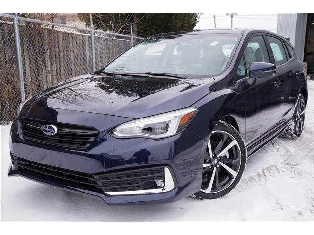2020 Subaru Impreza Sport-tech (Stk: SL446) in Ottawa - Image 1 of 24